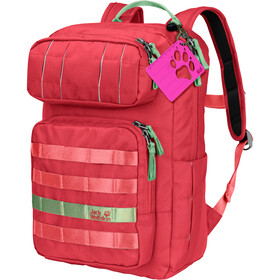 Jack Wolfskin Little TRT Rucksack Kinder tulip red